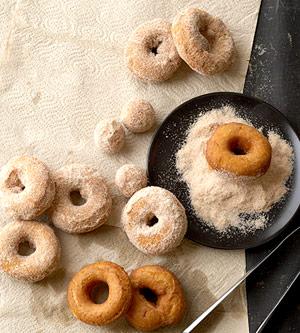Pumpkin_donuts