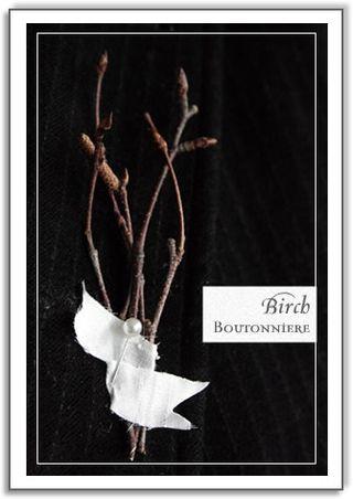 Birch_boutonniere