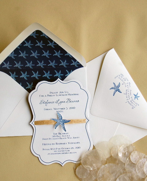 Beach bridal shower invite-1